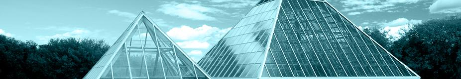 Muttart-PyramidsBlue
