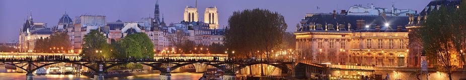 Paris banner image