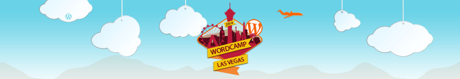 WordCamp Las Vegas 2014 Banner