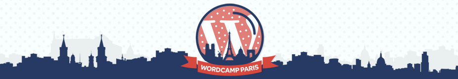 WordCamp Paris banner