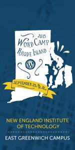 WordCamp Rhode Island logo